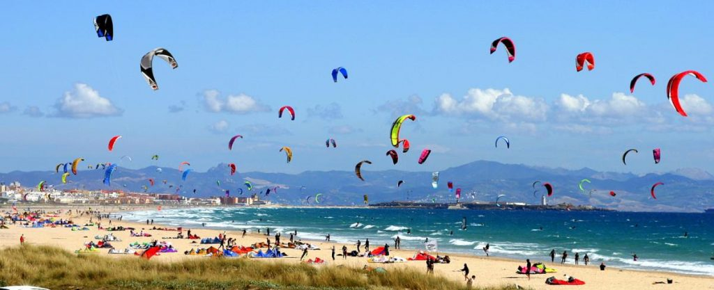 Kitesurf Instructor in Tarifa